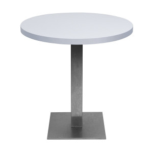 Table Jet Set blanche (Ø75 cm)