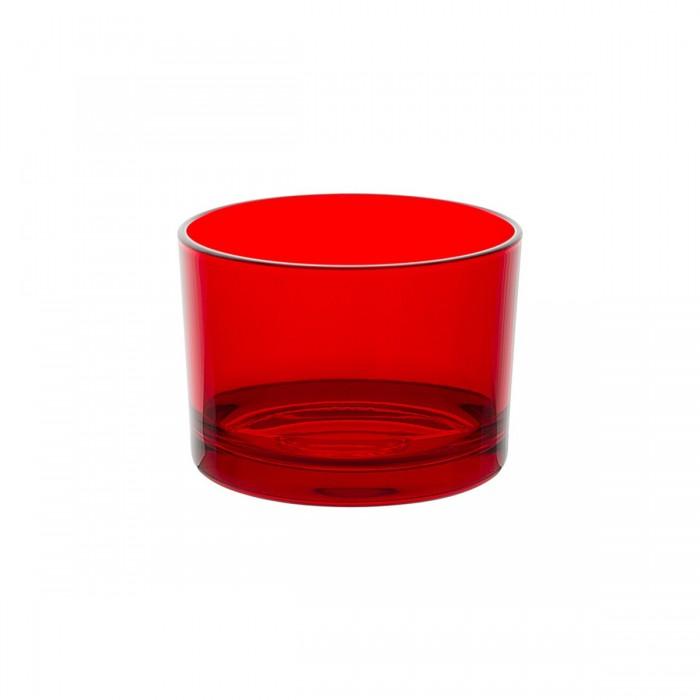 Verre Bodega rouge (20 cl)
