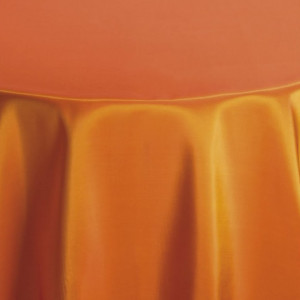 Chemin de table Symphonie orange (M1)