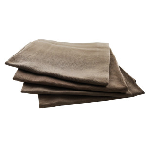 Serviette de table Sissi taupe (M1)