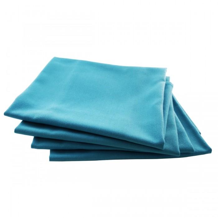 Serviette de table Rita turquoise