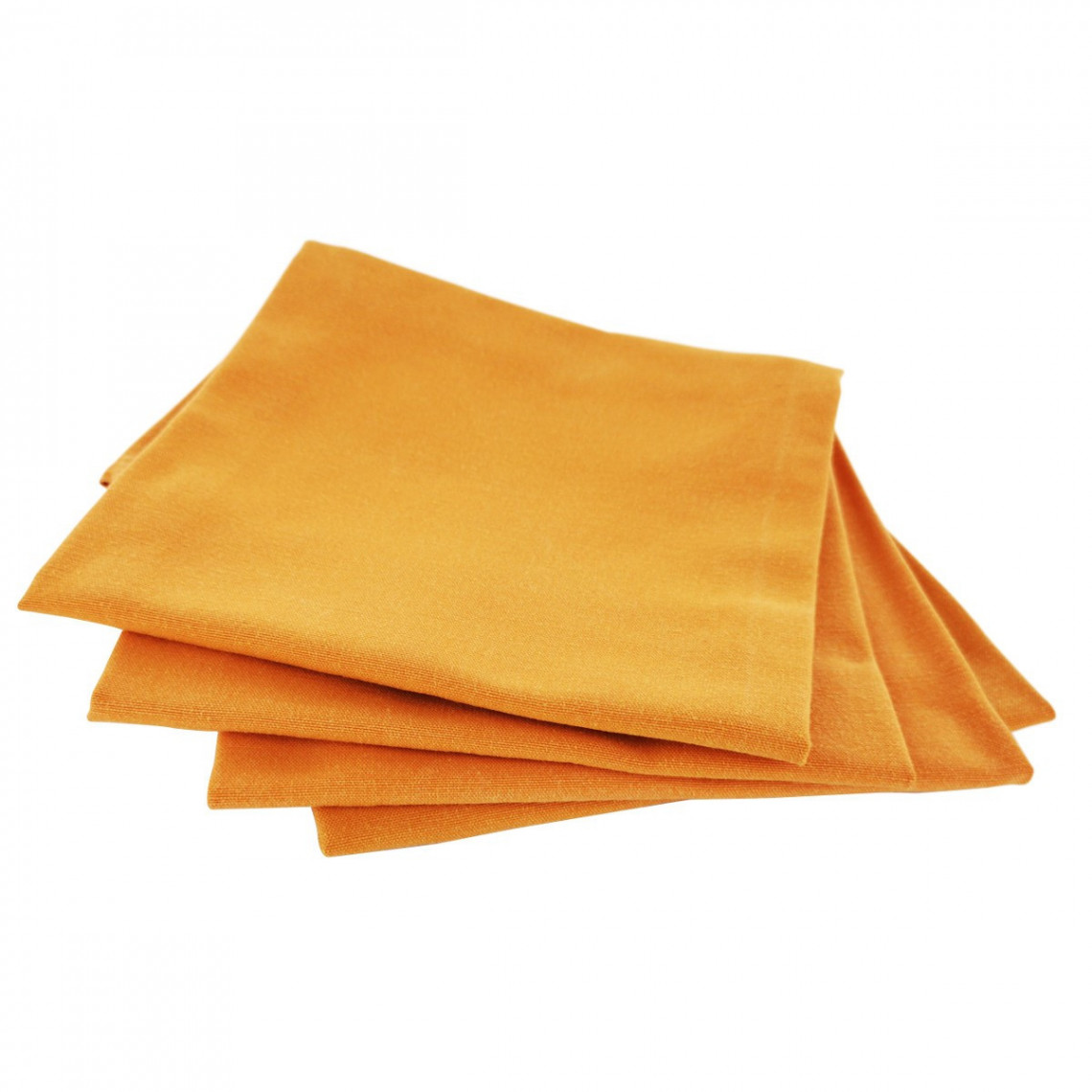 Serviette de table Salsa orange