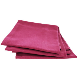 Serviette de table Salsa violet