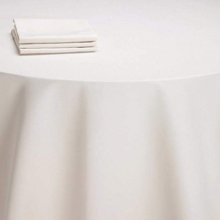Nappe table Monarque ivoire (M1)