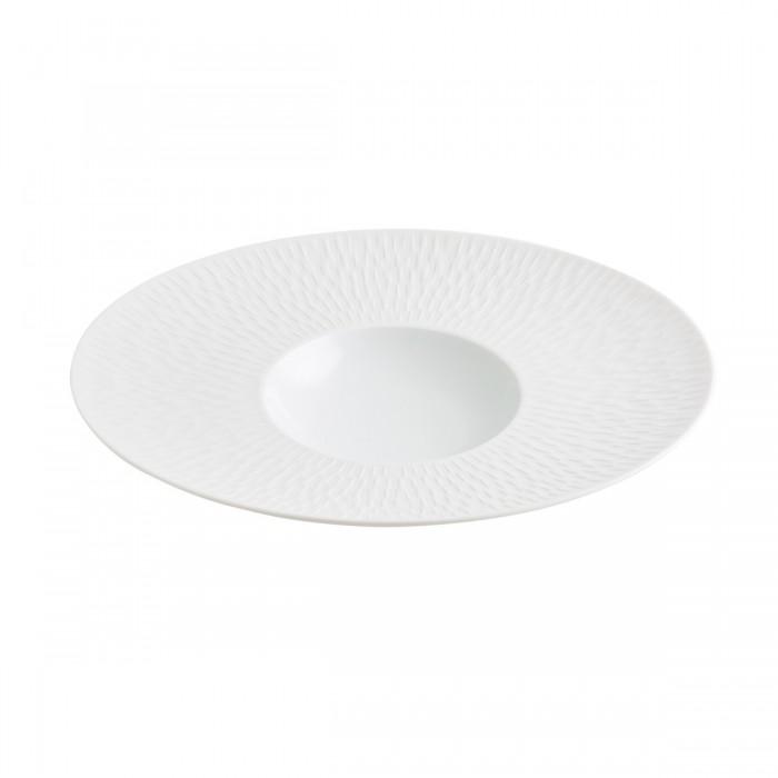 Assiette creuse First Lady (30 x 26 cm)