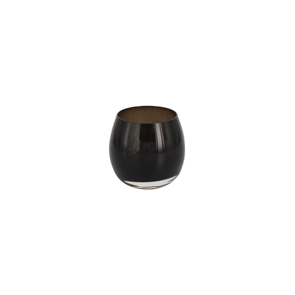 Verrine Sphère noire (15 cl)