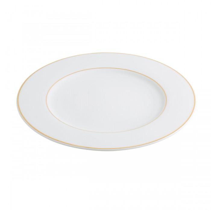 Assiette présentation Filet Or (Ø32)