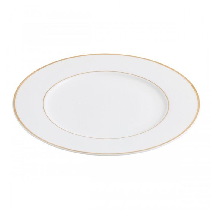 Assiette repas Filet Or (Ø27)