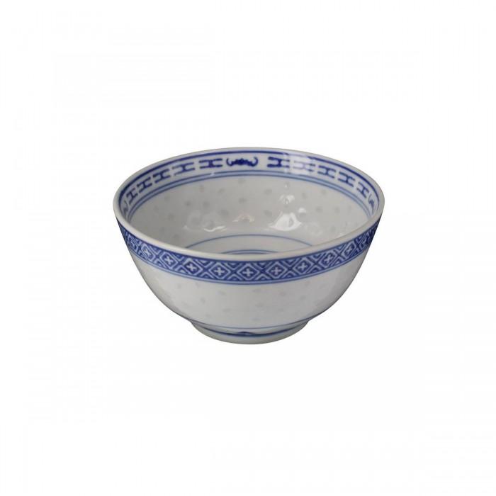 Bol chinois bleu (25 cl)