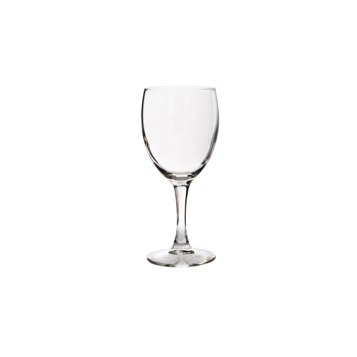 Verre à vin Elégance (19 cl)