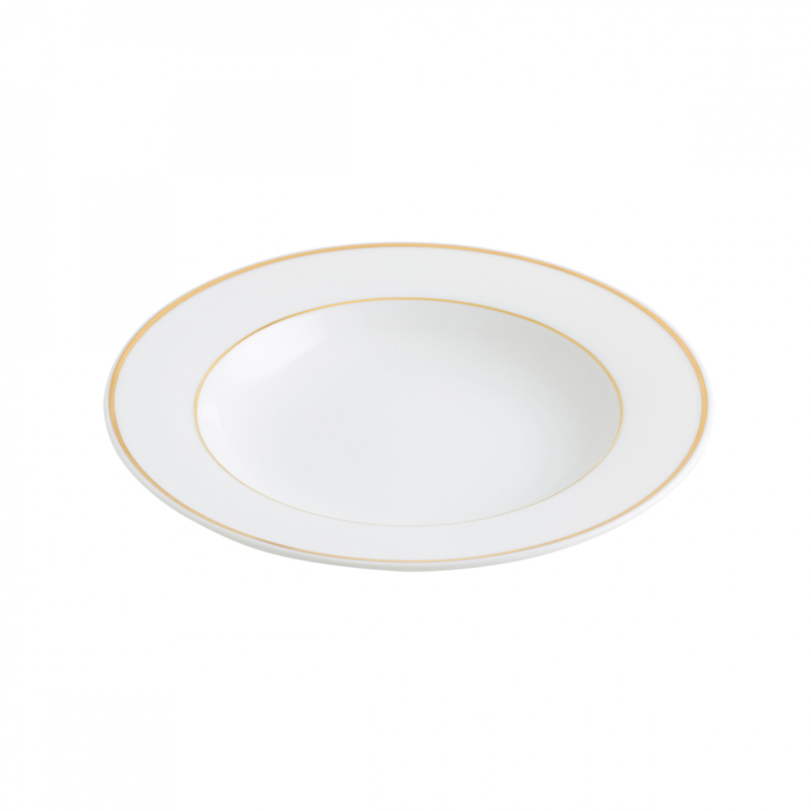 Assiette creuse Filet Or (Ø23)