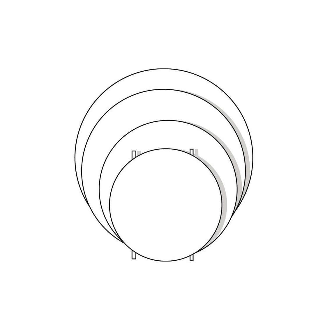 Table ronde (en 2 éléments)