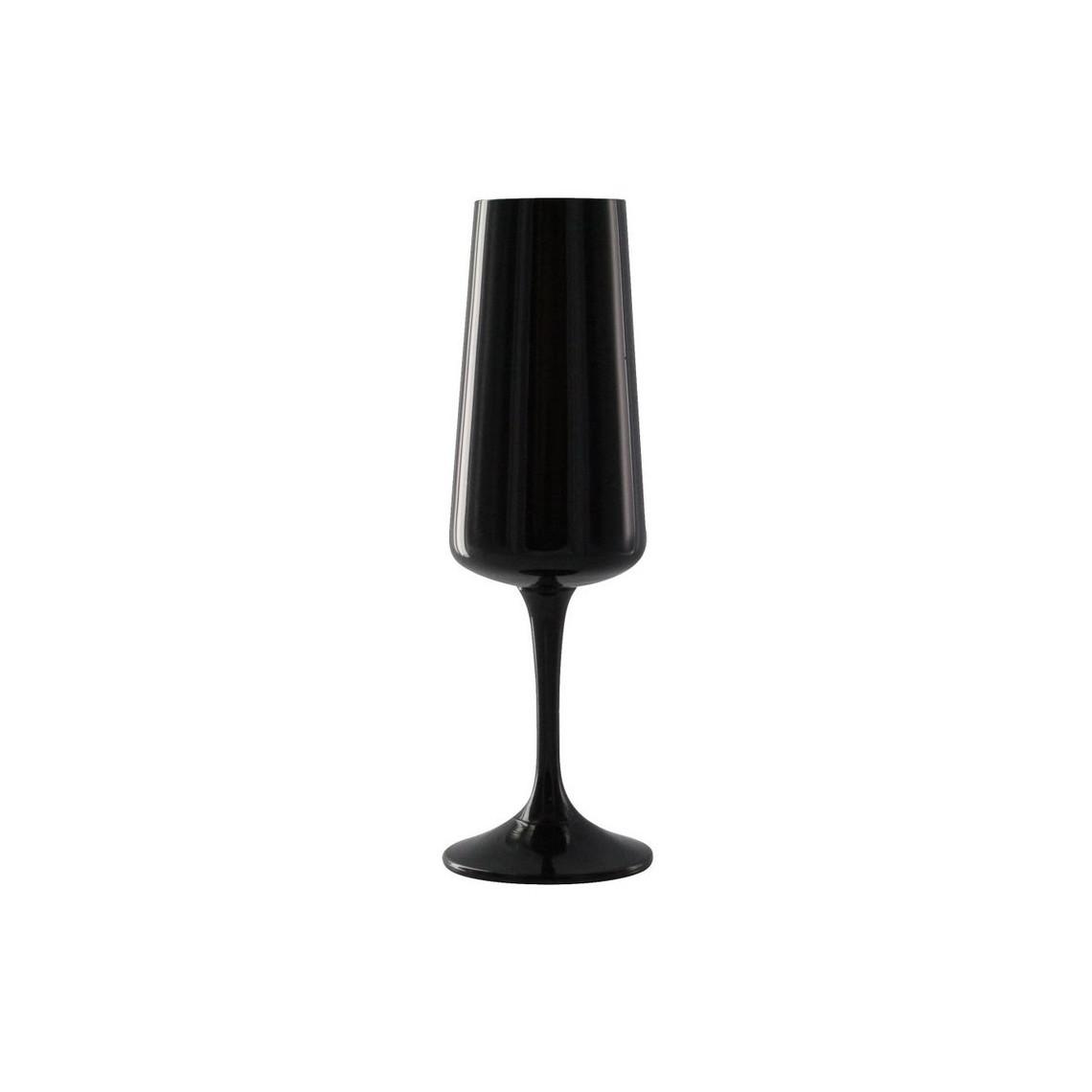 Flûte Concept noir (16 cl)