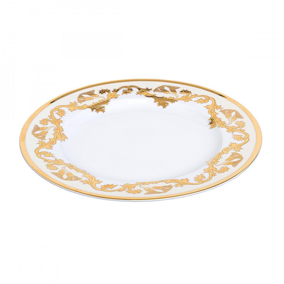 Assiette repas Versailles (Ø26