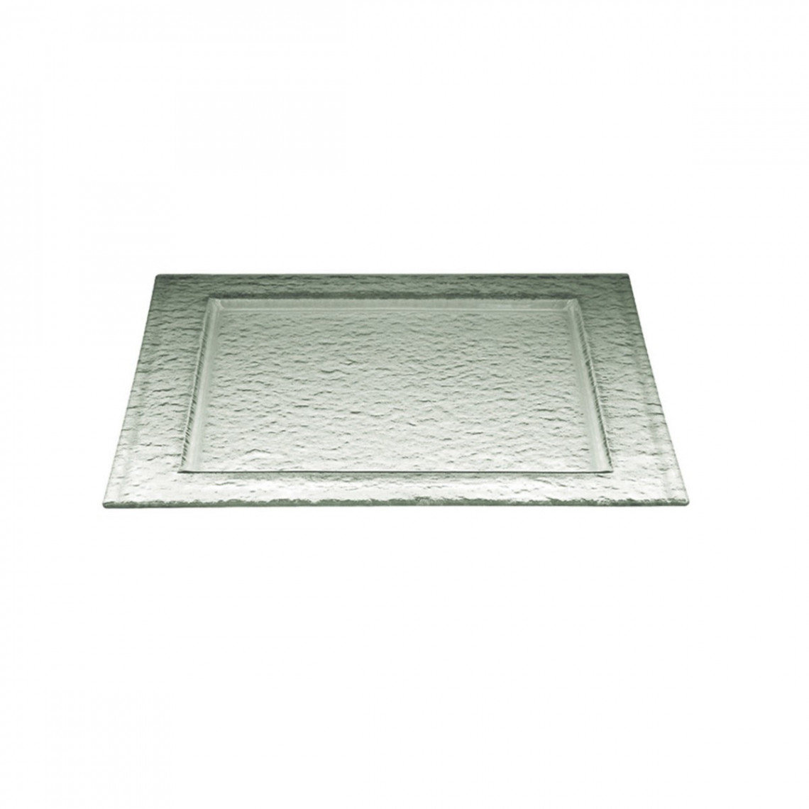 Plat de dressage Baltique (35 x 35 cm)