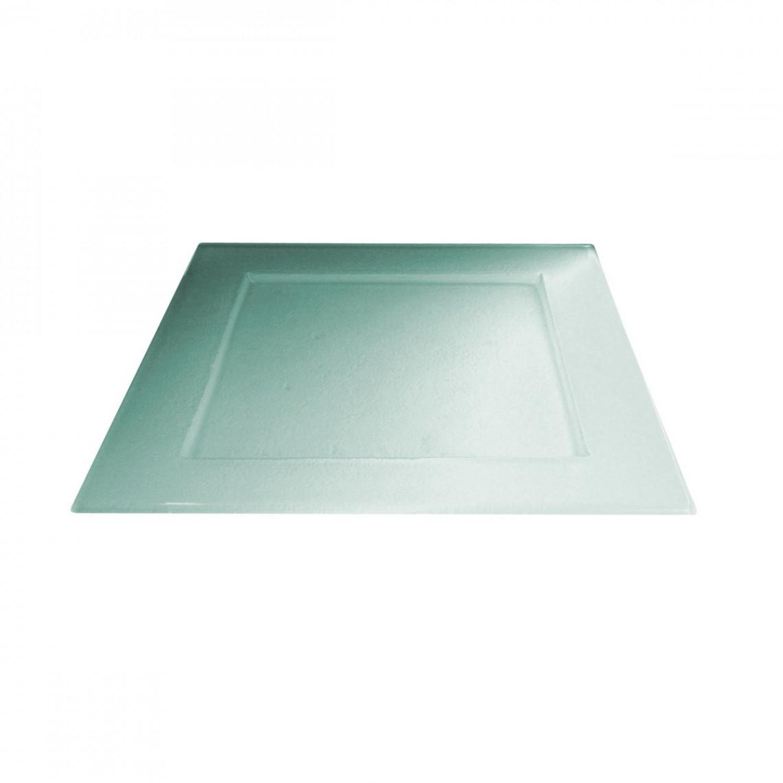 Plat carré Polaire (35 x 35 cm)