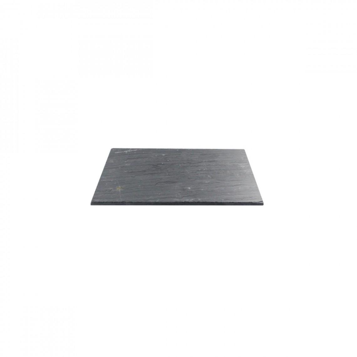 Plateau main ardoise (14 x 22 cm)