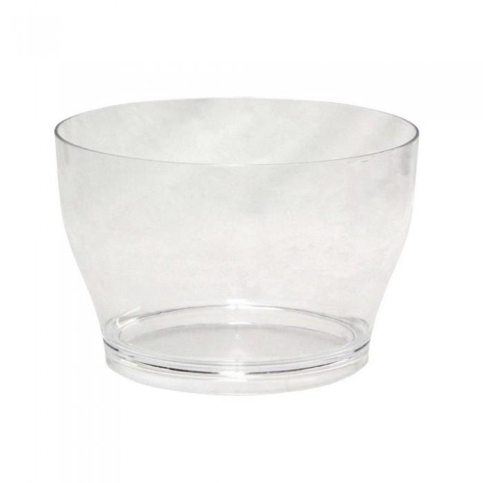 Vasque/bol à punch ovale plexi