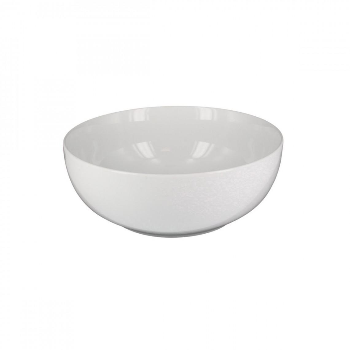 Saladier rond porcelaine Norma (Ø23)