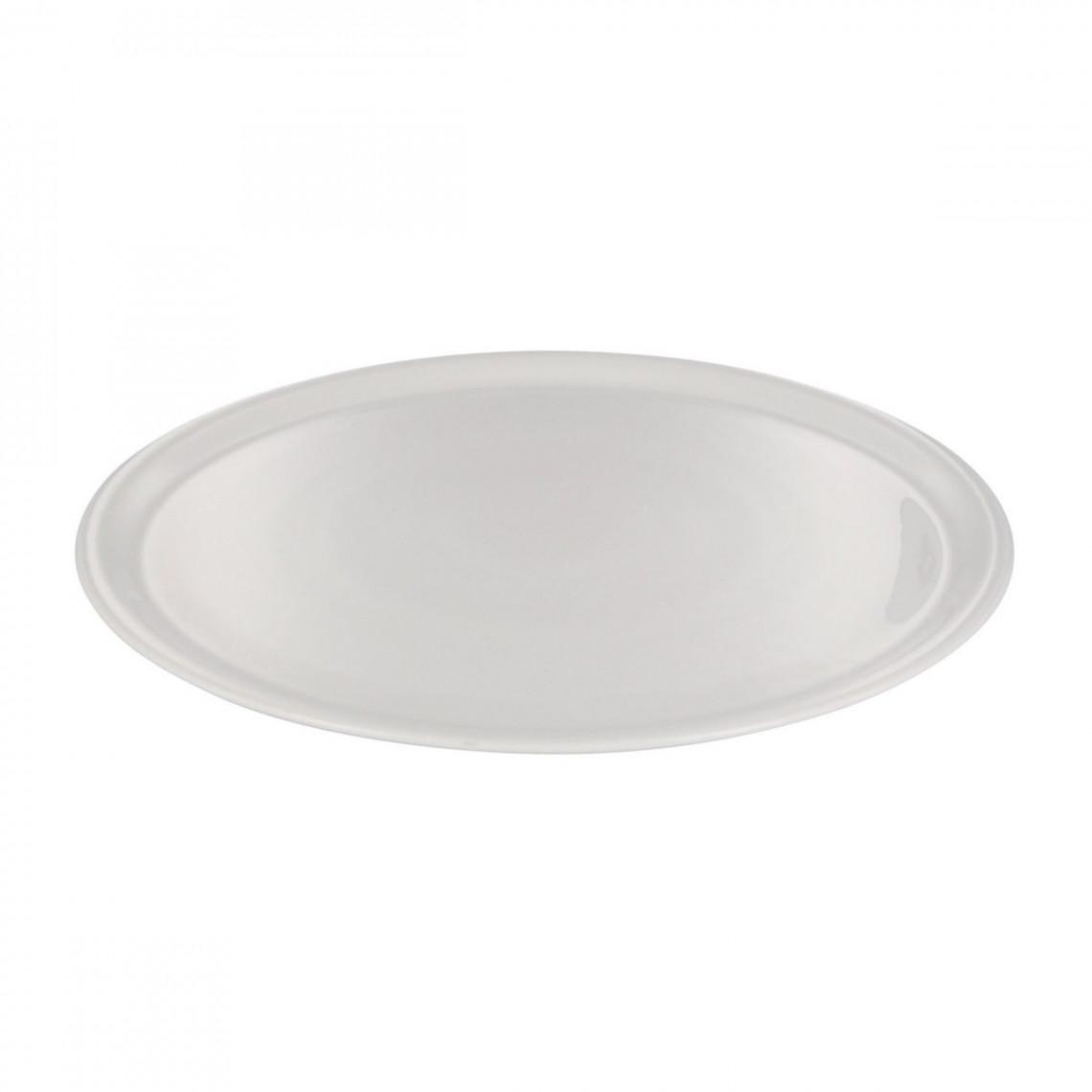 Plat à tarte porcelaine Norma (Ø33)