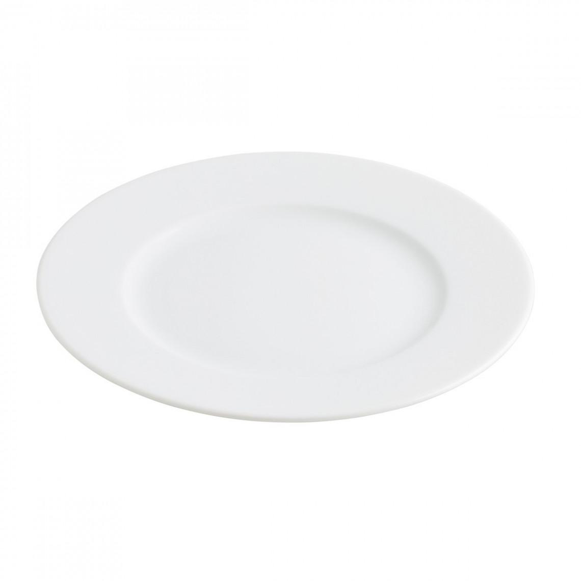 Assiette repas Norma (Ø25)