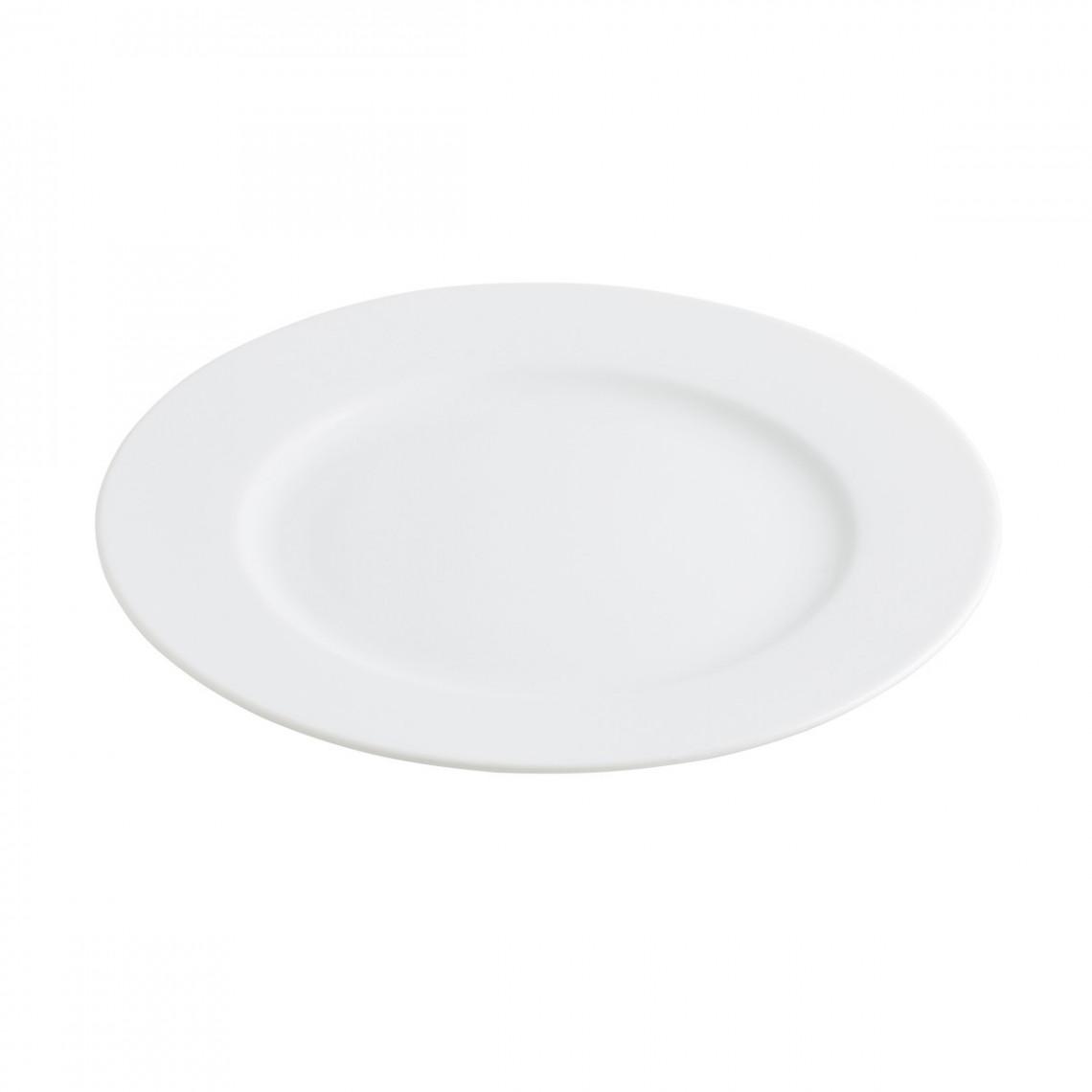 Assiette repas Norma (Ø27)
