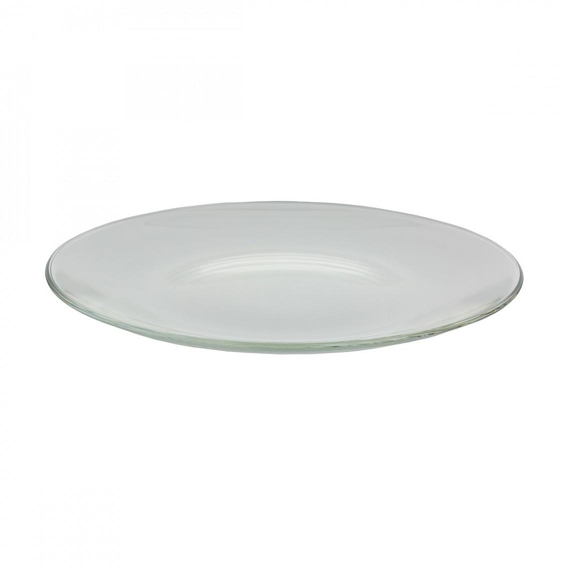 Assiette repas Optic (Ø28)