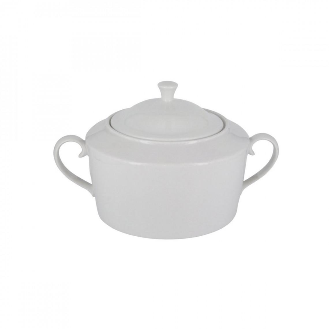 Soupière en porcelaine Norma (2
