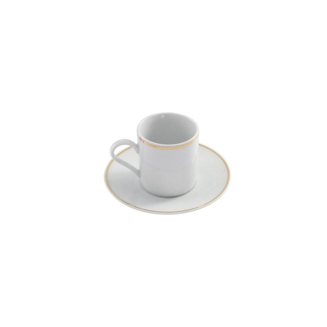 Tasse à café Filet Or