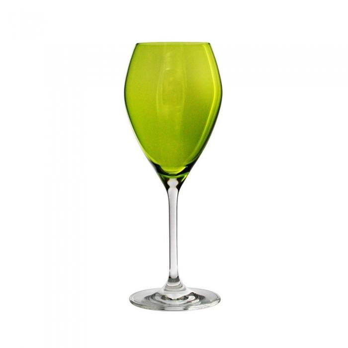 Verre à vin Vivaldi vert (32 cl)