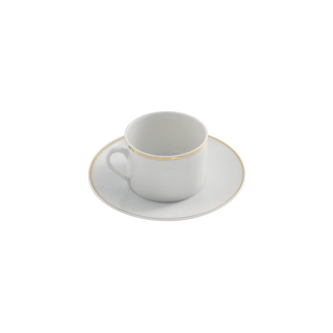 Tasse à thé Filet Or