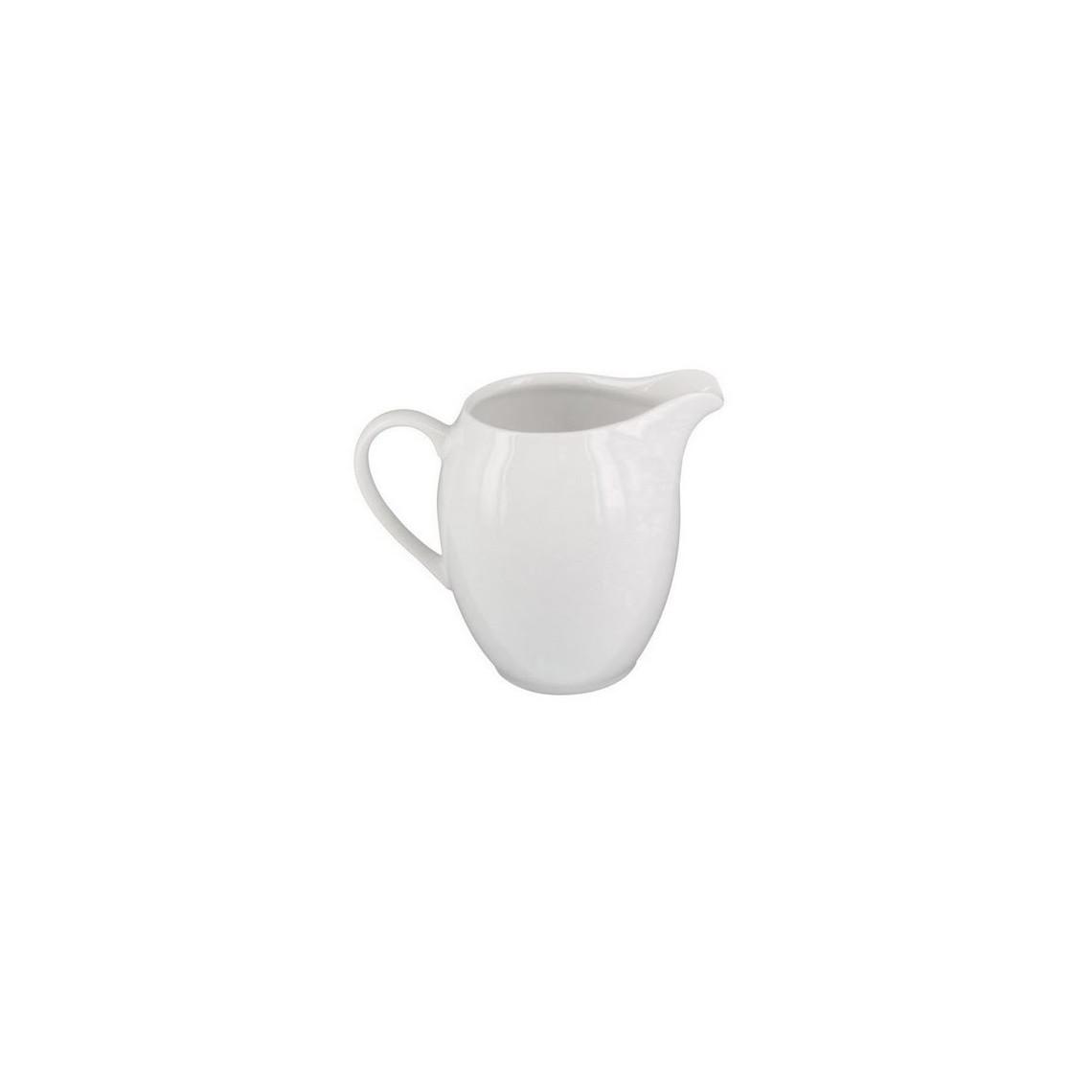 Pot à lait porcelaine Norma (25 cl)