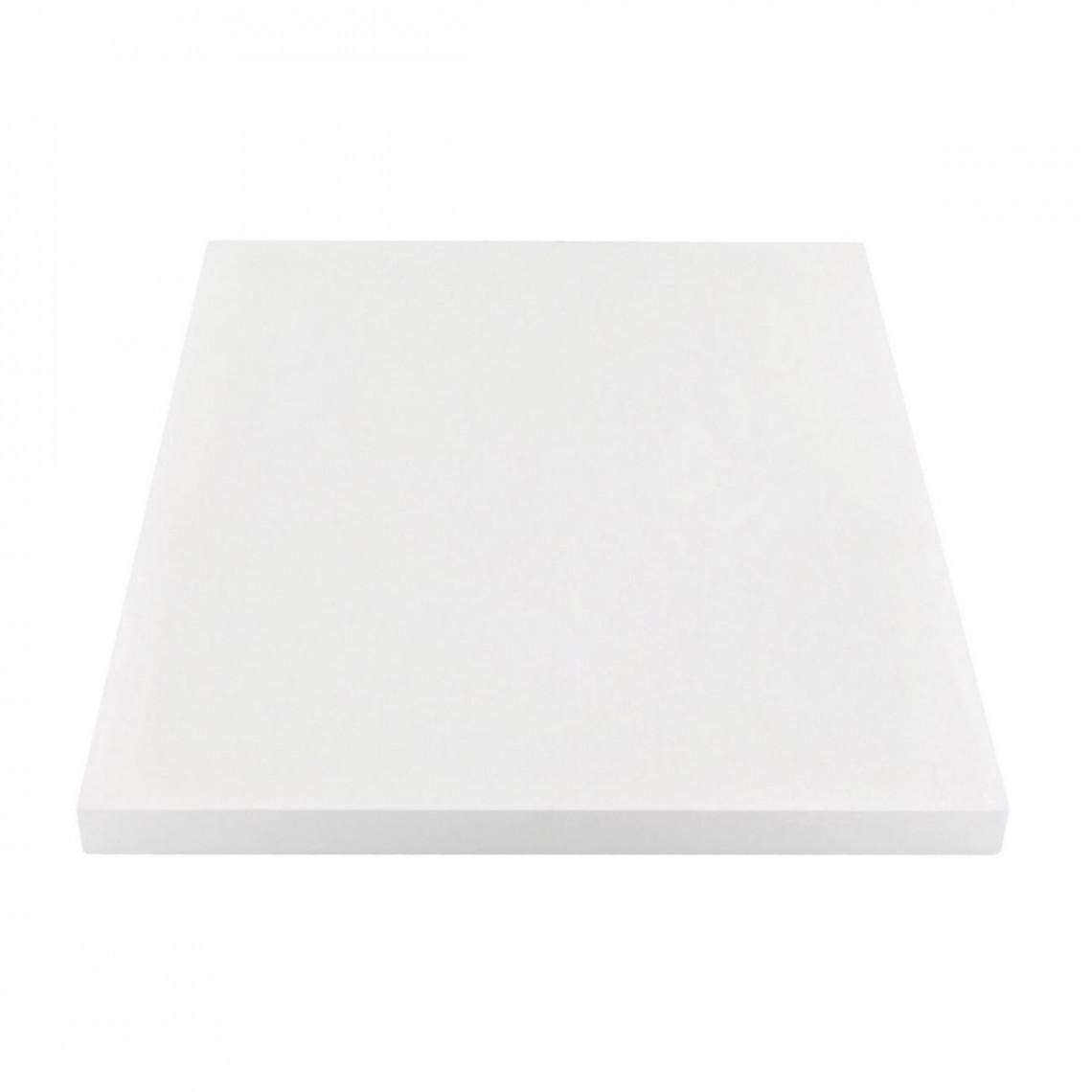 Planche à découper blanche (30 x 40 cm)