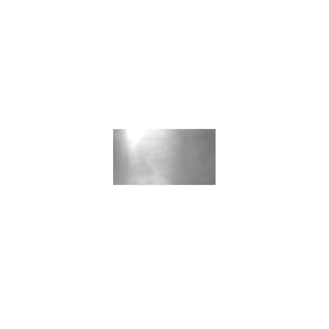 Plaque inox sur buffet pour pose de réchaud GM
