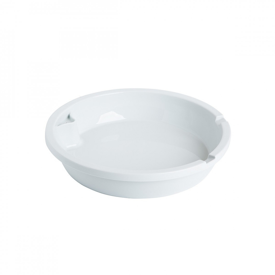 Bac gastro rond en porcelaine Rondo (2