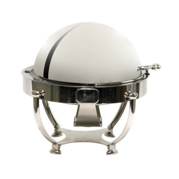 Chafing dish Globe Roll Top en inox (0