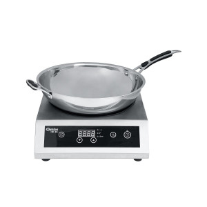 Kit complet wok à induction Cooking (3