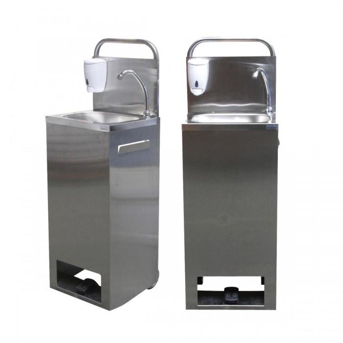 Lave-main autonome (2 bidons)