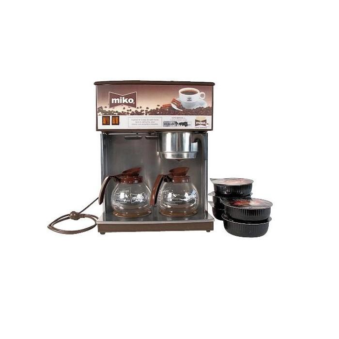 Machine MIKO + 5 doses (150 cafés)