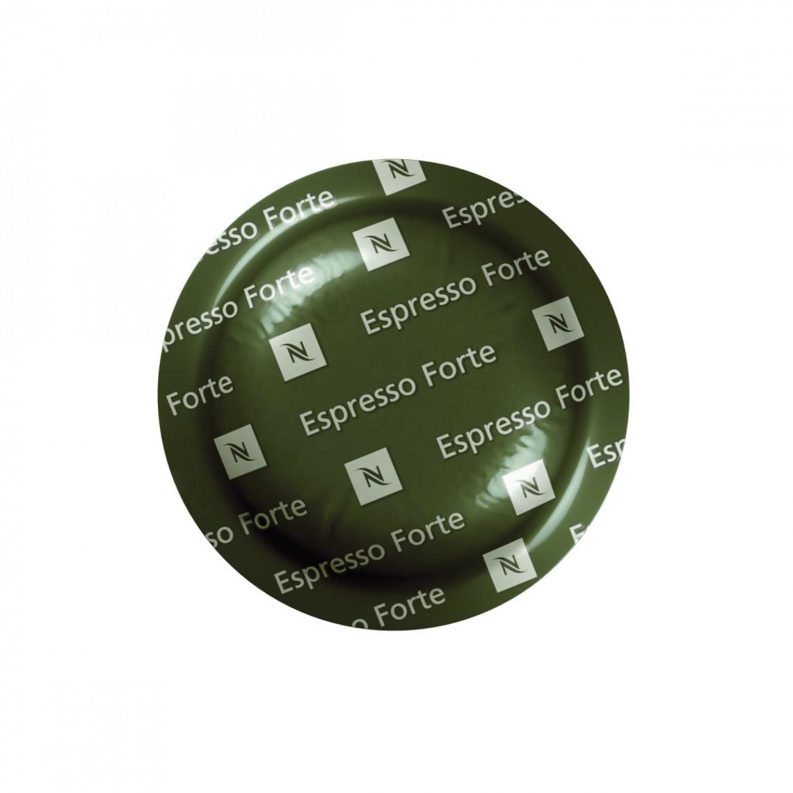 Boîte de 50 capsules nespresso café