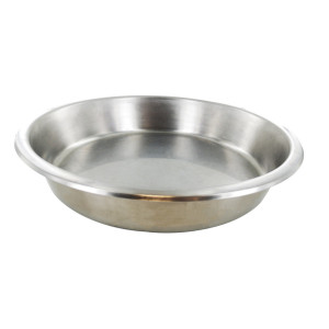Bac gastro rond pour chafing-dish Globe  (3 l)