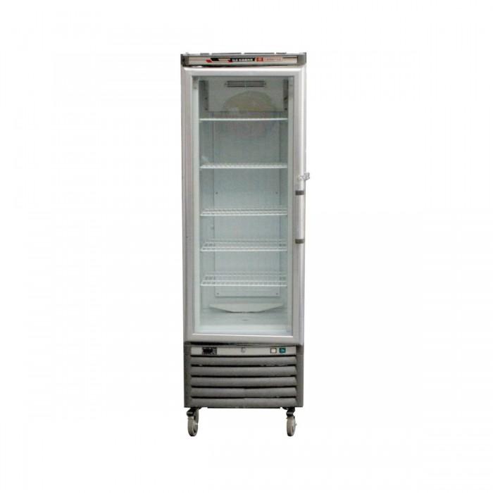 Réfrigérateur porte vitrée 5 grilles (400 l)