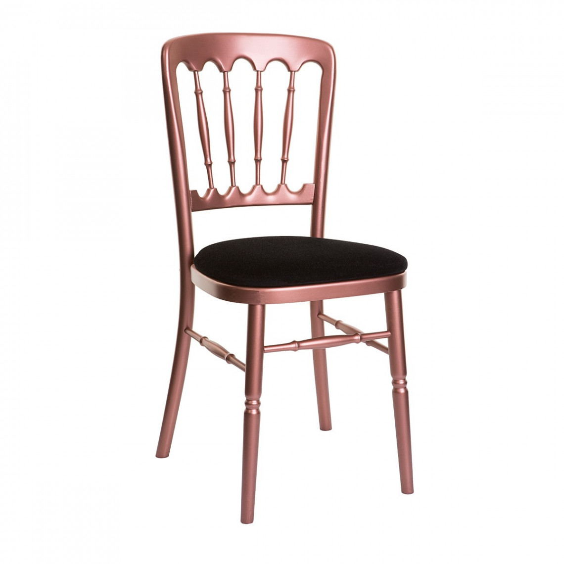 Chaise Scala cuivre (assise à choisir en plus)