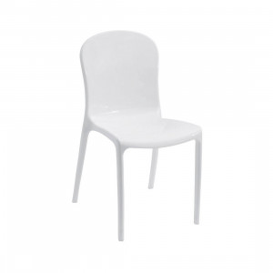 Chaise Jazz blanche