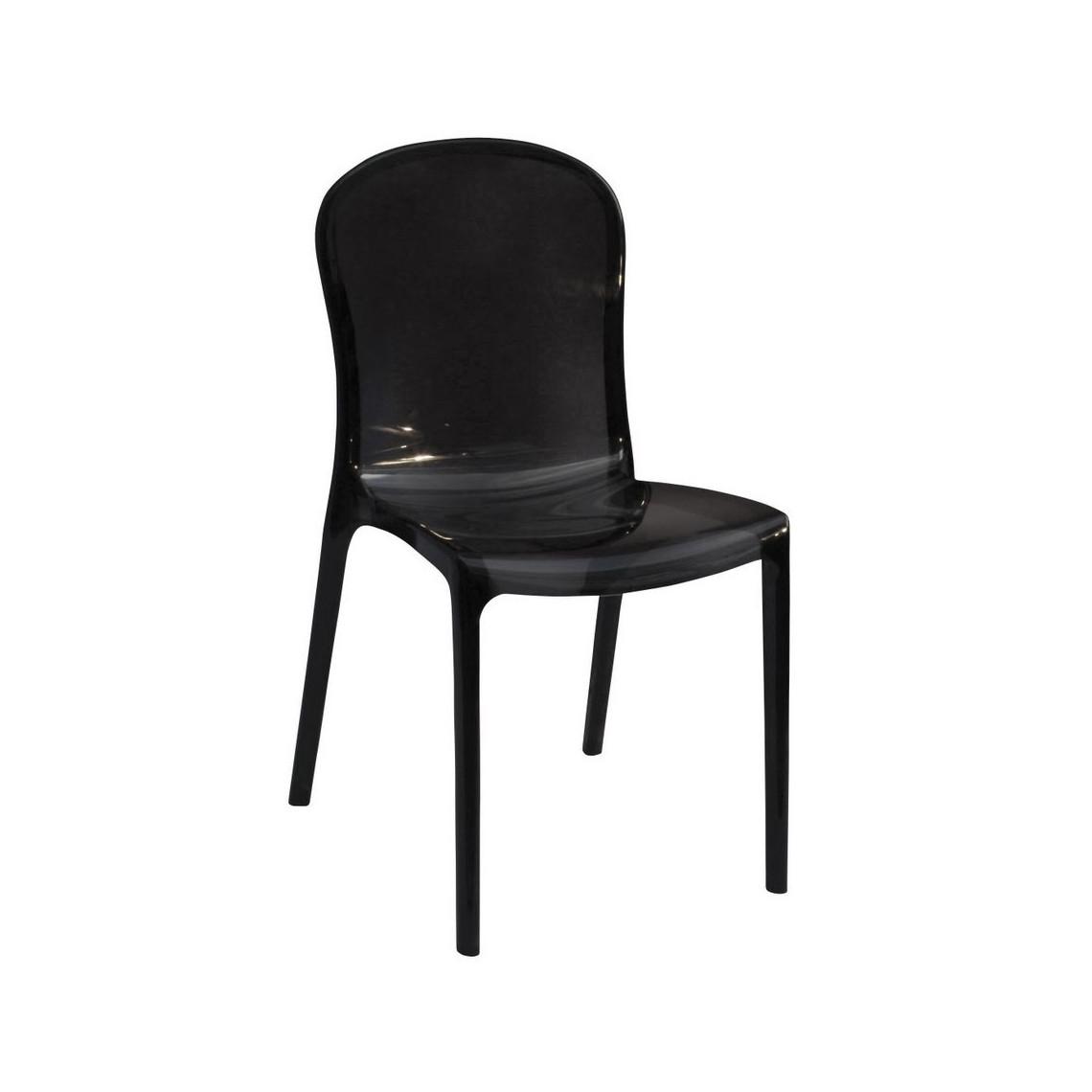 Chaise Jazz noire