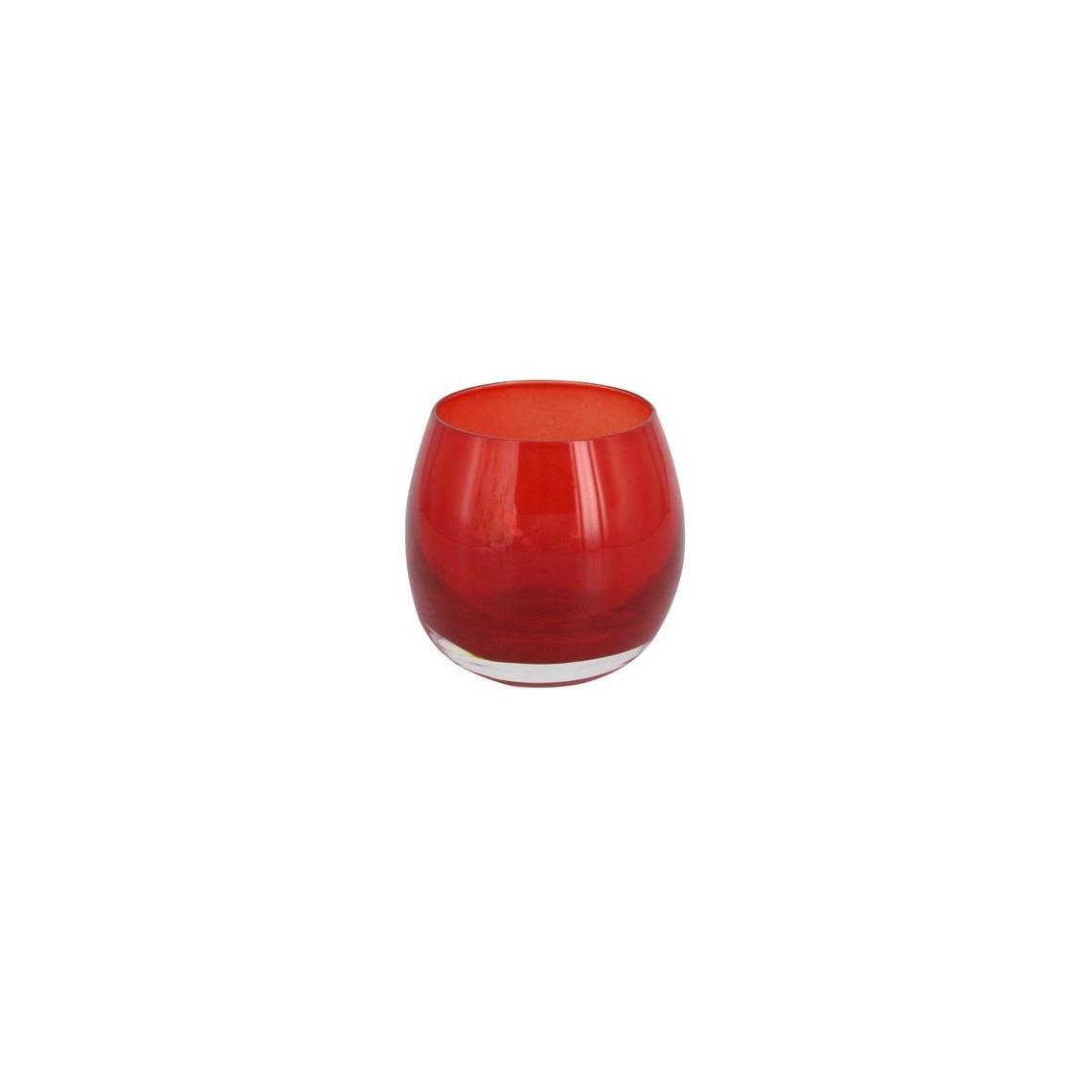Verrine Sphère rouge (15 cl)