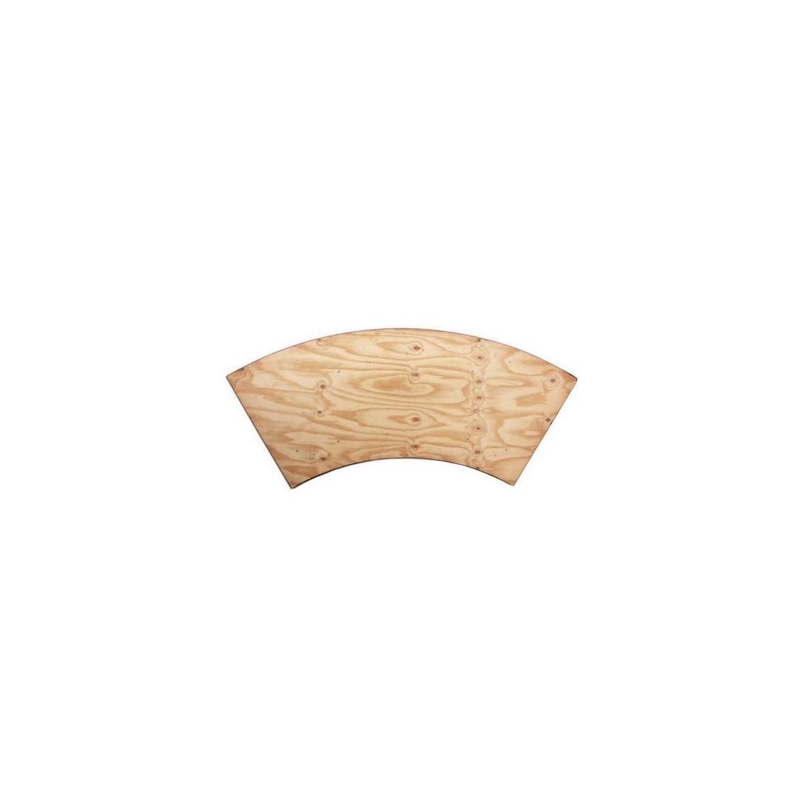 Elément 1/6 buffet creux (Ø 5 m)